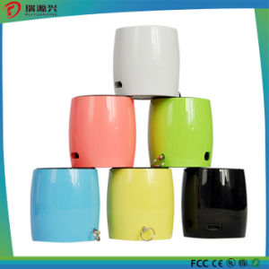 2016 Portable Wireless Drum Bluetooth Speaker pictures & photos