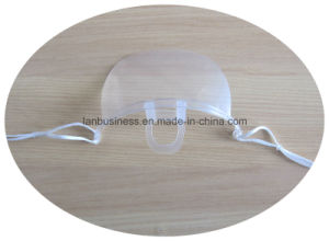 Ly-G507 Anti-Fog Hygiene Transparent Plastic Mask for Food Industry pictures & photos