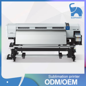 Larger Formart Sublimation Heat Press Digital Textile Printer pictures & photos