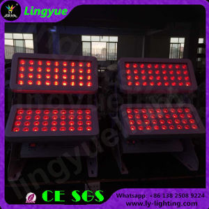 72X12W DMX Stage Outdoor LED City Color Waterproof Lighting pictures & photos