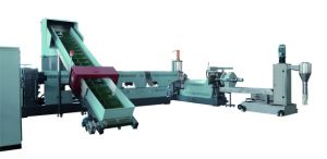 PP PE PLA Film Plastic Recycling Machine and Plastic Extruder pictures & photos