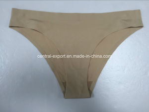 Non Trace Lady Panty Seamless Woman Brief Underwear pictures & photos