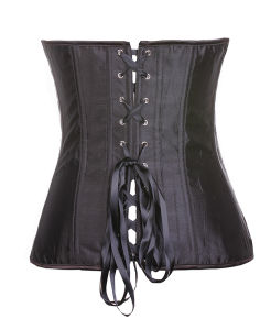 Stretch Strap 13 Steel Boned Slim Waist Latex Vest Corset pictures & photos