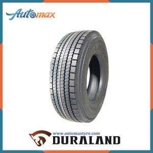 Driving Axle Good Pattern Cheap Chinese Truck Radial Tyres pictures & photos