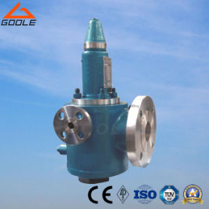 Jacketed Bellow Type Backpressure Balanced Full Lift Safety Valve (GBWA42Y) pictures & photos