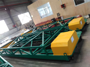 Screed Fixed Form Vibrator/Concrete Finisher Paver/Concrete Paving Roller pictures & photos