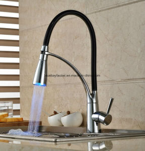 360 Rotating Kitchen Sink Water Tap Chromed Kitchen Faucets pictures & photos
