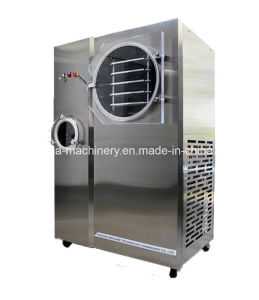 Small Vacuum Freeze Drying Machine for Banana and Strawberry Drying pictures & photos