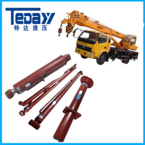 Non-Standard Luffing Hydraulic Cylinder for Crane From Origin Manufacturer pictures & photos