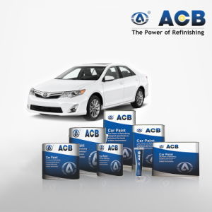 Low Voc Car Paint Mixing Auto Thinner pictures & photos