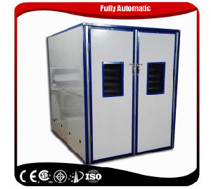 Mult-Function Automatic Poultry Farm Egg Hatcher Equipment Ce Approved pictures & photos