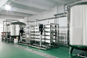 3t/H Uht Milk Production Line pictures & photos
