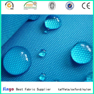 PVC Coated Light Weight Waterproof Fabric for Covers pictures & photos