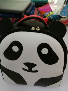 Cartoon Animation Giant Panda Neoprene Children School Backpack pictures & photos