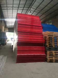 China 8mm Polycarbonate Sheets Polycarbonate Roofing PC Hollow Sheets pictures & photos