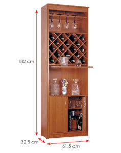 Modern MFC Laminated Cupboard Wooden Kitchen Cabinets (HX-DR354) pictures & photos
