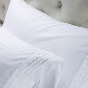 Hotel Balfour Ultrasoft Egyptian Cotton Bedding, Queen, White Sheet Set with Pillowcase pictures & photos