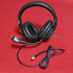Wired Stereo Headset Headphone Speaker with Mic pictures & photos
