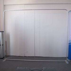 Popular Advertising Backdrop Banner Display Rack pictures & photos