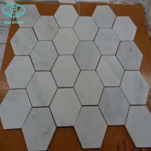 Wholesale White/Black/Gold/Grey Basalt/Slate/Shell/Granite/Glass/Travertine/Limstone/ Stone Tile Marble Mosaic pictures & photos