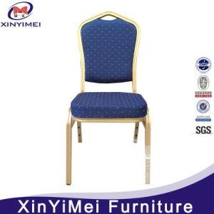Hotel Furniture Banquet Restaurant Metal Aluminum Dining Chair (XYM-L127) pictures & photos