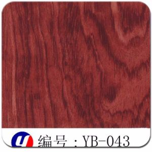 Tsautop 0.5/1m Width Wood Grain Hydrographic Film Water Printing Film pictures & photos
