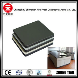 Chemical Acid Resistant Board Used for Countertop in Chemical Laboratory pictures & photos