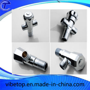 Round Shape Plumbing Angle Valve (VBT-20) pictures & photos