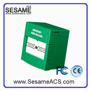 Resettable Emergency Door Release with 2 Pole (SACP22G(Green)) pictures & photos