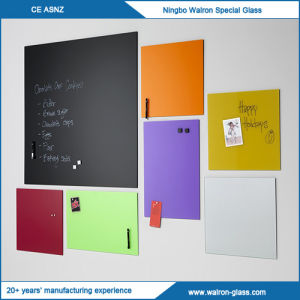 Magnetic Glass Board for Home Decor, Office