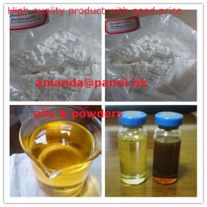 Natural Bodybuildy Drostanolone Enanthate for Steroid Cycle, Melting at 65º C - 68º C pictures & photos