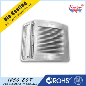 China Supplier High Precision Metal Radiator Cover Aluminum Die Casting pictures & photos