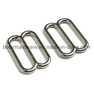 20mm Round Wire Metal Slide Buckle for Purse pictures & photos