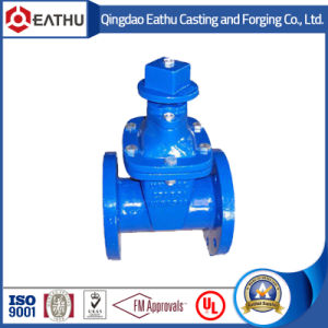 DIN3352 F4 Resilient Seated Gate Valve Pn16 pictures & photos