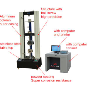 Computer Control Automatic Tension Testing Machine pictures & photos