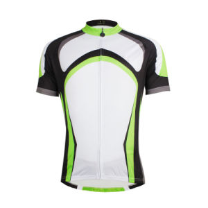 Wholesale Summer Men′s Specialized Design Cycling Jersey pictures & photos