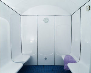Home or Hotel Acrylic Material Sauna Steam Room pictures & photos