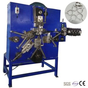 Mechanical Stainless Steel Snap Spring Making Machine pictures & photos