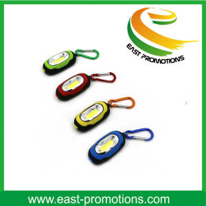 Mini LED Light Keychain with Mountain Climing Hook pictures & photos