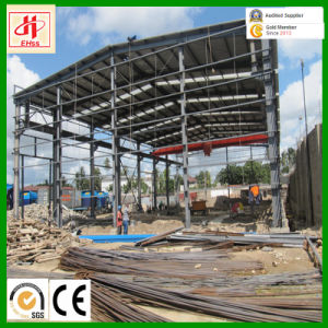 Prefabricated Steel Structure Warehouse Drawing for Sale pictures & photos
