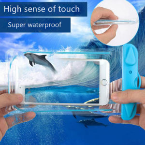 Universal Water Proof PVC Smartphone Waterproof Bag Mobile Phone Cases (XS-YB02) pictures & photos