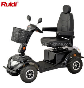 Heavy Duty 4 Wheel Electric Scooter Ce Mobility Scooter pictures & photos