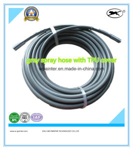 Grey Spray Hose with TPU Cover pictures & photos