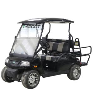 4 Seats Electric Golf Cart Made in China for Sale pictures & photos