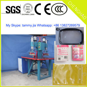 CH-5kw-Stqy Double Head High Frequency Welding Machine for PVC Bag pictures & photos