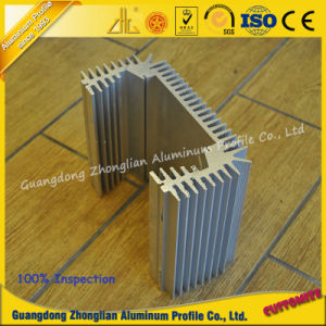 6063 T5 Aluminium Extrusion Profile Aluminum Heat Sink pictures & photos