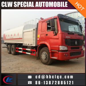 HOWO 6X4 20m3 Fire Water Tank Truck Fire Sprinkle Truck pictures & photos