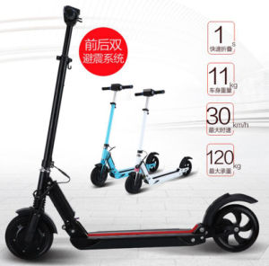 OEM Hot Selling 500W Folding Electric Scooter with FCC/Ce