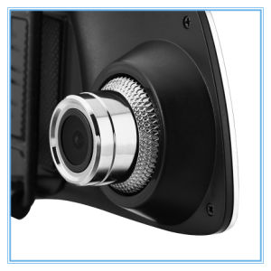 5 Inch 1080P Dual Lens Car Mirror with Wide Angle pictures & photos