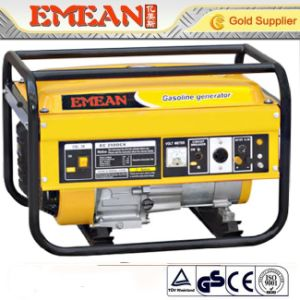 Cheap Price of 2.3kw Power Portable Gasoline Generator Engine pictures & photos